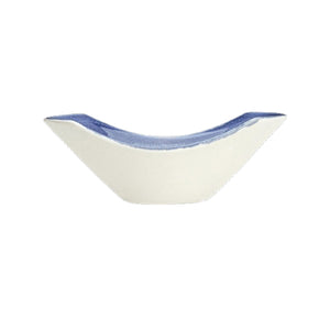 Steelite Revolution Scoop Bowl Bluestone 16.5cm | Coffeecups.co.uk