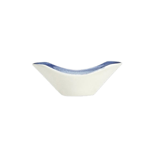 Steelite Revolution Scoop Bowls Bluestone 11.5cm | Coffeecups.co.uk