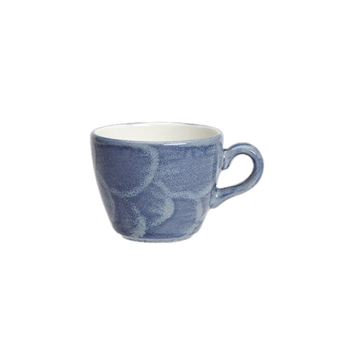 Steelite Revolution Liv Cups Bluestone 8oz | Coffeecups.co.uk