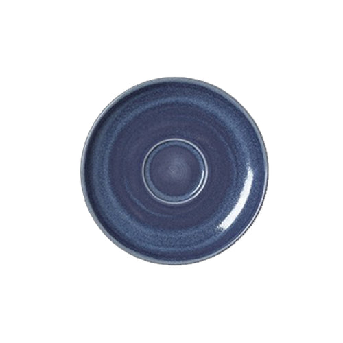 Steelite Revolution Saucers Bluestone 15.25cm | Coffeecups.co.uk