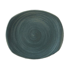 Steelite Revolution Spice Plates Jade 30.5cm | Coffeecups.co.uk