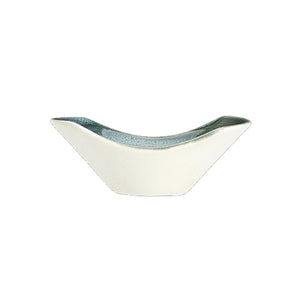 Steelite Revolution Scoop Bowls Jade 11.5cm | Coffeecups.co.uk