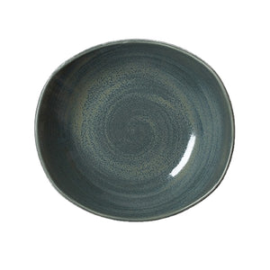 Steelite Revolution Zest Platters Jade 25.5cm | Coffeecups.co.uk