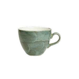 Steelite Revolution Liv Cups Jade 12oz | Coffeecups.co.uk
