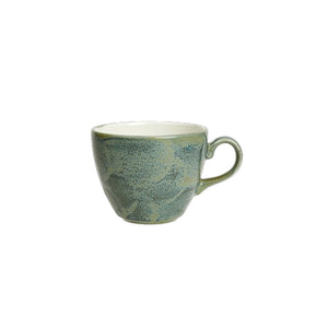 Steelite Revolution Liv Cups Jade 8oz | Coffeecups.co.uk