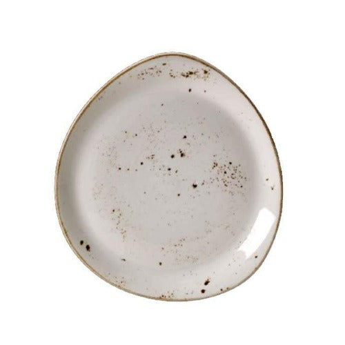 Steelite Craft Plate WHITE 30.5cm - Coffeecups.co.uk