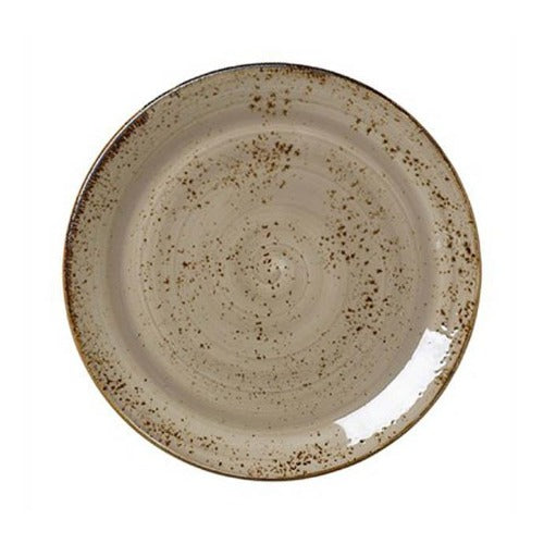 Steelite Craft Coupe Plates 25.25cm - Coffeecups.co.uk