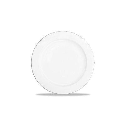 Churchill Alchemy White Side Plate 16cm - Coffeecups.co.uk