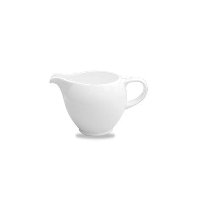 Churchill Alchemy White Jug 5oz - Coffeecups.co.uk