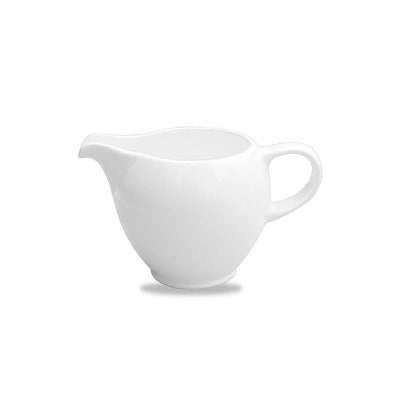 Churchill Alchemy White Jug 10oz - Coffeecups.co.uk
