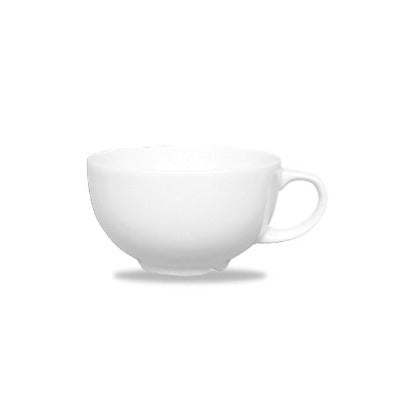 Churchill Alchemy White Cappuccino Cup 12oz - Coffeecups.co.uk