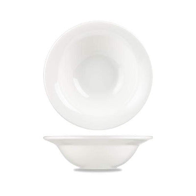 Churchill Alchemy White Round Bowl 16.2cm - Coffeecups.co.uk