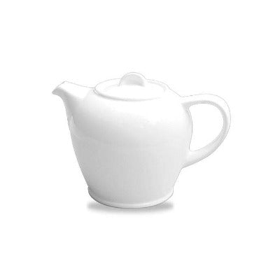 Churchill Alchemy White Coffee Pot 18oz - Coffeecups.co.uk