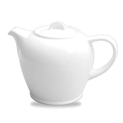 Churchill Alchemy White Coffee Pot 36oz - Coffeecups.co.uk