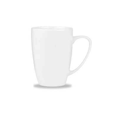 Churchill Alchemy White Mug 10oz - Coffeecups.co.uk