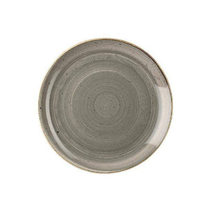 Churchill Stonecast 21.7cm Coupe Plates - Coffeecups.co.uk