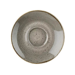 Churchill Stonecast Espresso Saucers 12cm - Coffeecups.co.uk