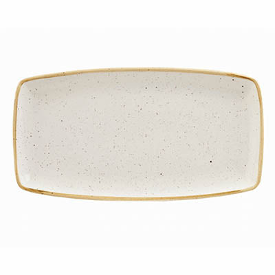 Churchill Stonecast 35cm x 18cm Oblong Plates - Coffeecups.co.uk