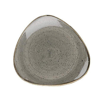 Churchill Stonecast Triangular Plates 26.5cm - Coffeecups.co.uk