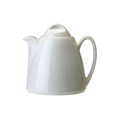 Steelite Liv Teapot 21oz - Coffeecups.co.uk