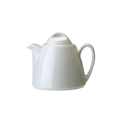 Steelite Liv Teapot 12oz - Coffeecups.co.uk