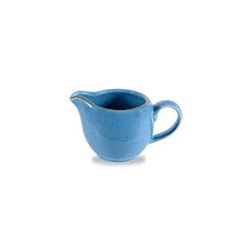 Churchill Stonecast Milk Jugs Cornflower Blue 4oz | Churchill Vitrified China | Coffeecups.co.uk