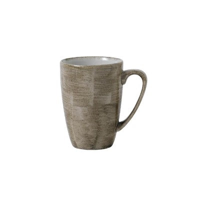 Churchill Stonecast Patina Mug Antique Taupe 12oz | Coffeecups.co.uk