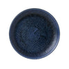 Churchill Stonecast Plume Coupe Plates 29cm Ultramarine | Coffeecups.co.uk