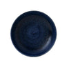 Churchill Stonecast Plume Coupe Bowls 25cm Ultramarine | Coffeecups.co.uk