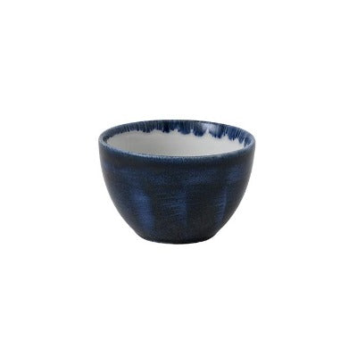 Churchill Stonecast Plume Sugar Bowls 8oz Ultramarine | Coffeecups.co.uk