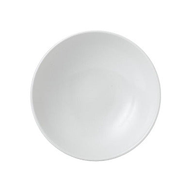 Churchill Vellum Coupe Bowl 25cm | Churchill White Tableware | Coffeecups.co.uk