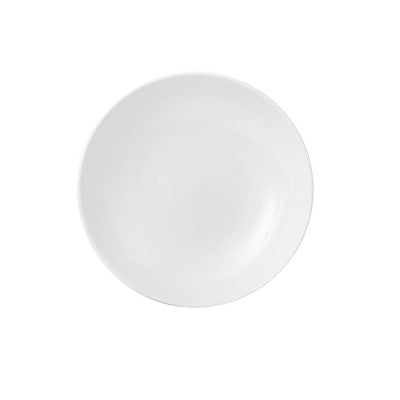 Churchill Vellum Coupe Bowl 18cm | Churchill White Tableware | Coffeecups.co.uk