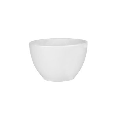 Churchill Vellum Sugar Bowl 8oz | Churchill White Tableware | Coffeecups.co.uk
