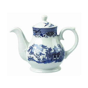 Churchill Vintage Sandringham Tea/Coffee Pot 30oz - Coffeecups.co.uk