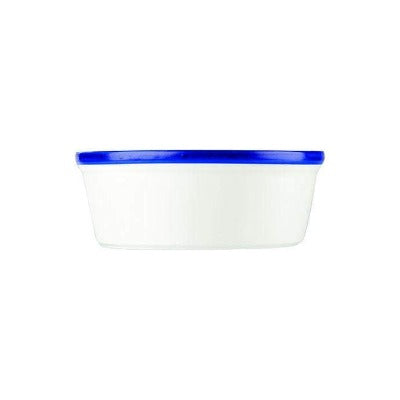 Churchill Retro Blue Ramekin 6.9oz - Coffeecups.co.uk