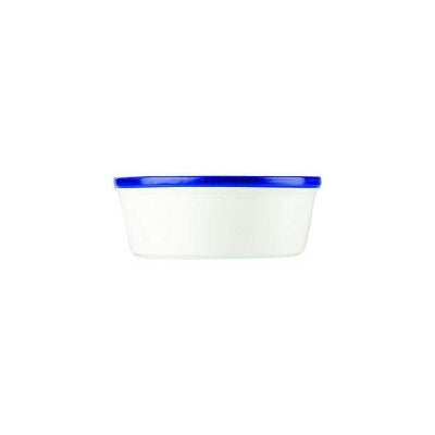 Churchill Retro Blue Ramekin 3.2oz - Coffeecups.co.uk