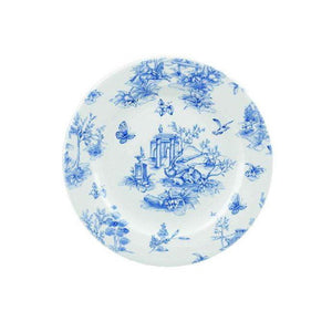 Churchill Vintage Prague Toile Plate 17cm - Coffeecups.co.uk