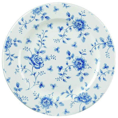 Churchill Vintage Prague Rose Chintz Plate 27.6cm - Coffeecups.co.uk