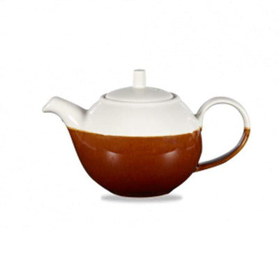 Churchill Monochrome Beverage Teapots 15oz - Coffeecups.co.uk