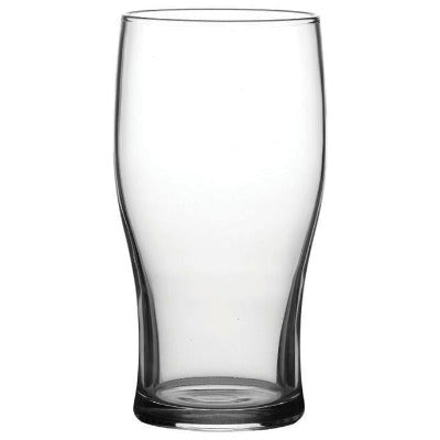 Tulip Glass Pint (lined at Half Pint) 20oz - Coffeecups.co.uk