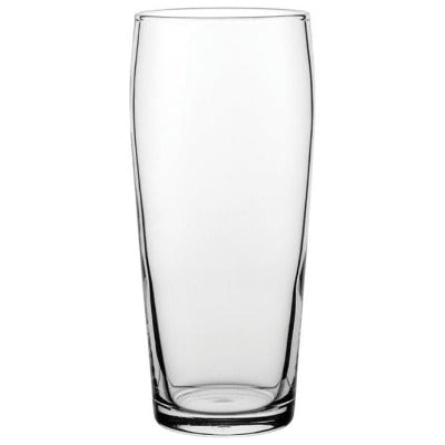Utopia Toughened Jubilee Pint Glass 20oz - Coffeecups.co.uk