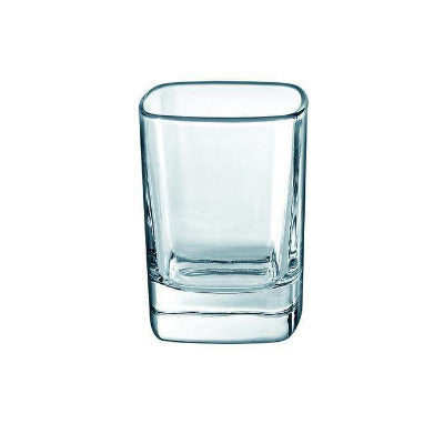 Borgonovo Cubic Shot Glass 2oz - Coffeecups.co.uk