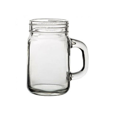 Tennessee Handled Jar 15oz - Coffeecups.co.uk