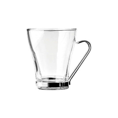 Tazzine Oslo Glass 8.5oz - Coffeecups.co.uk
