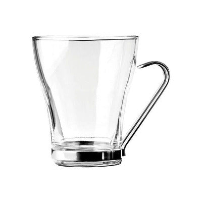 Tazzine Oslo Glass 11oz - Coffeecups.co.uk