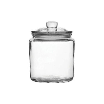 Biscotti Jar 0.9L - Coffeecups.co.uk
