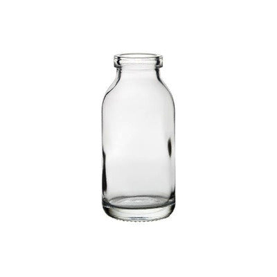 Mini Milk Bottle 4oz/120ml - Coffeecups.co.uk