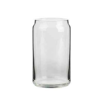 Beer Can Glass 16oz - Coffeecups.co.uk