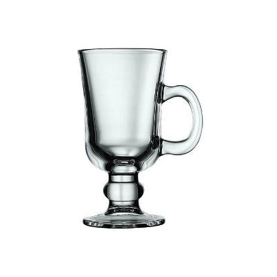 Venezia Latte Glass 8.5oz - Coffeecups.co.uk