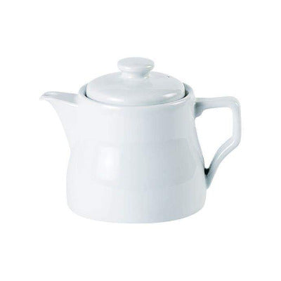 Porcelite Traditional Teapot 28oz - Coffeecups.co.uk